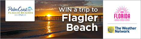 Enter for a chance to win a Florida getaway!